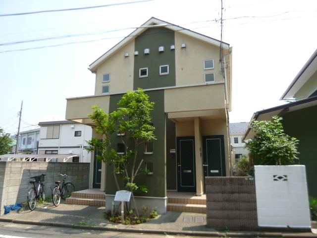 クレール駒澤外観写真