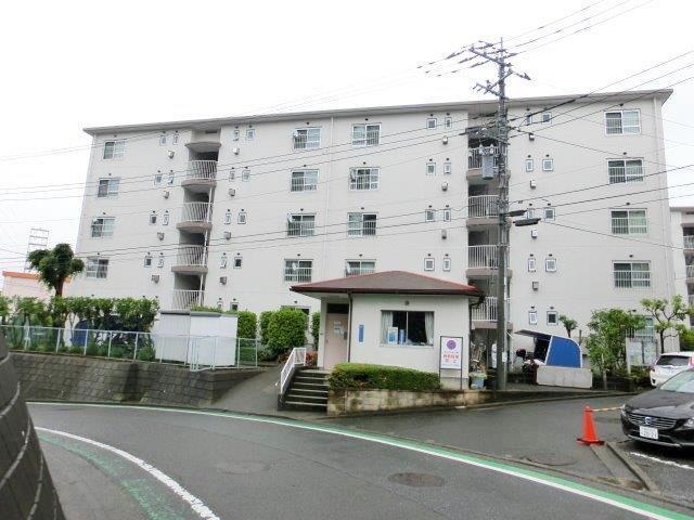 横浜保土ケ谷ハイツ1号棟外観写真