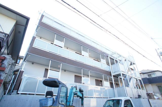 仮)リブリ・戸塚区矢部町外観写真