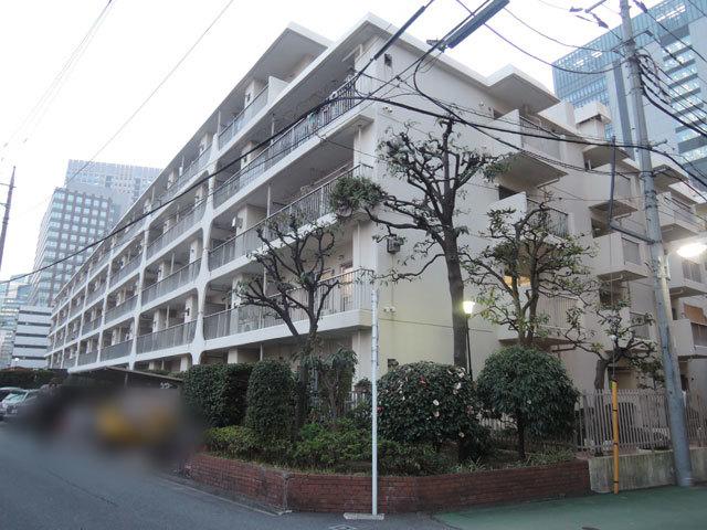DIKマンション五反田外観写真
