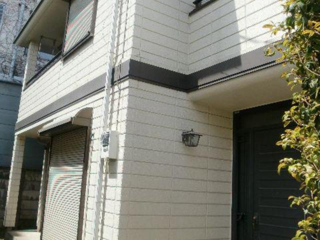 世田谷上馬の家 6号棟外観写真
