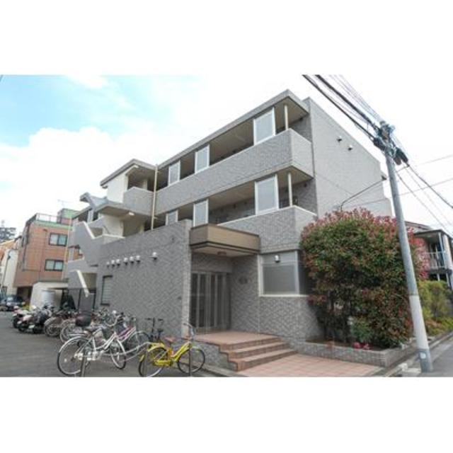 TSハイム新宿外観写真