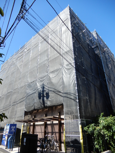 メインステージ中井駅前外観写真