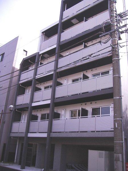 エルミタージュ東高円寺外観写真