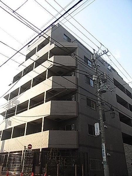 フェニックス武蔵関弐番館外観写真