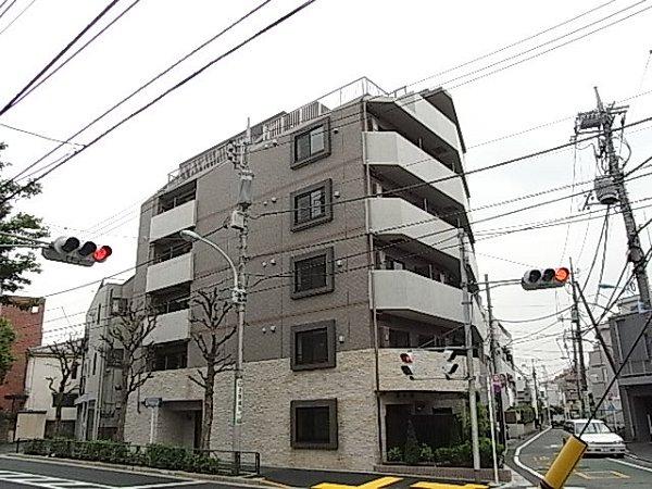 フェニックス新高円寺伍番館外観写真