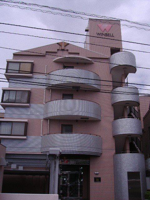 ウインベルソロ狛江外観写真