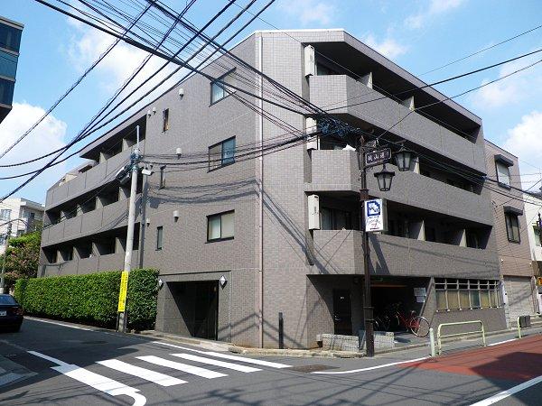 ルーブル世田谷弐番館外観写真