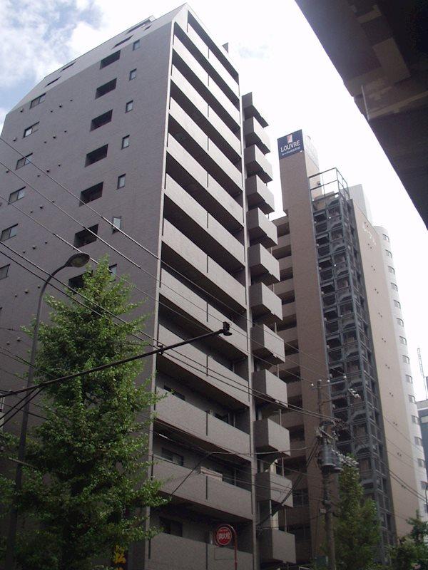 ルーブル西五反田弐番館外観写真