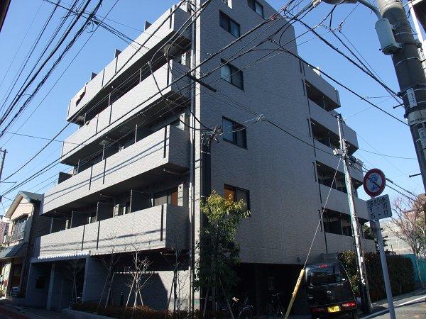 ルーブル西早稲田外観写真