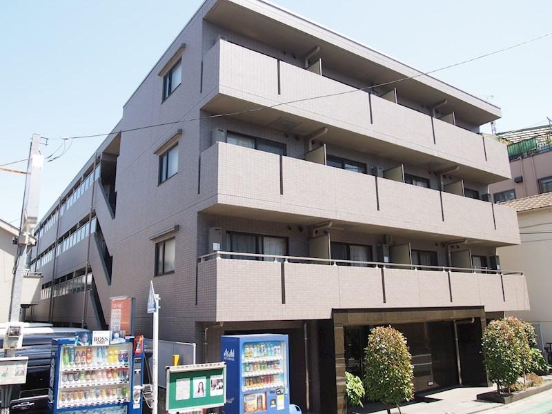 ルーブル武蔵小山弐番館外観写真