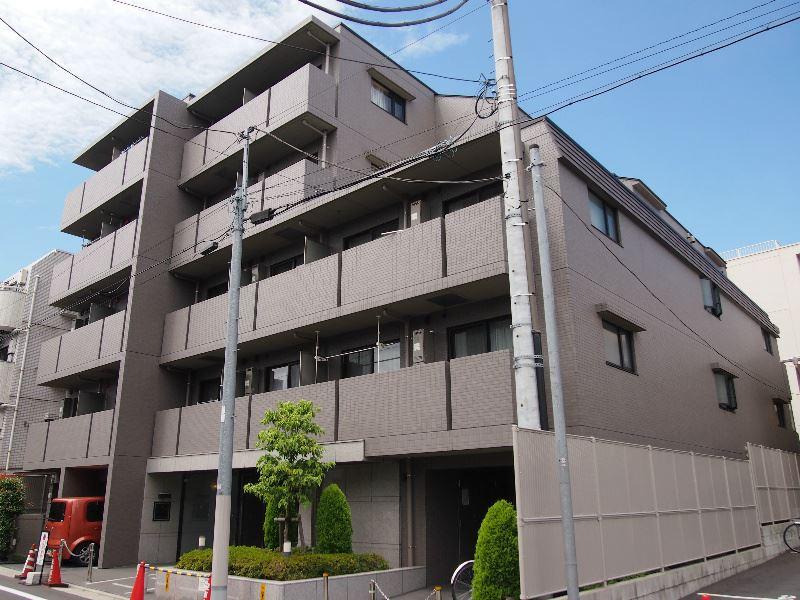 ルーブル中野富士見町伍番館外観写真