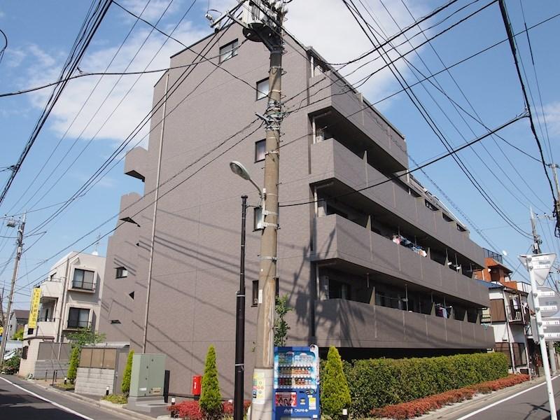 ルーブル東蒲田弐番館外観写真