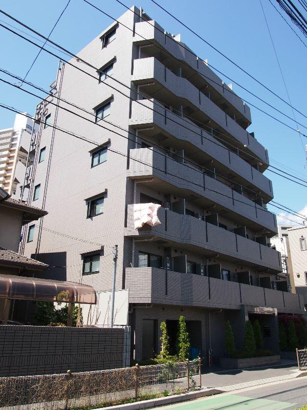 ルーブル大塚弐番館外観写真