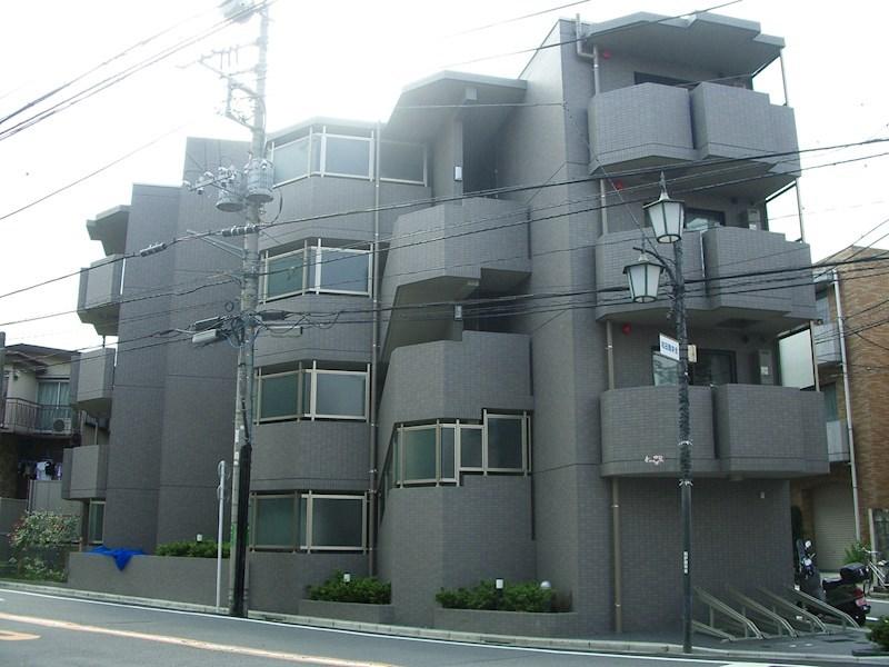 ルーブル中野富士見町参番館外観写真