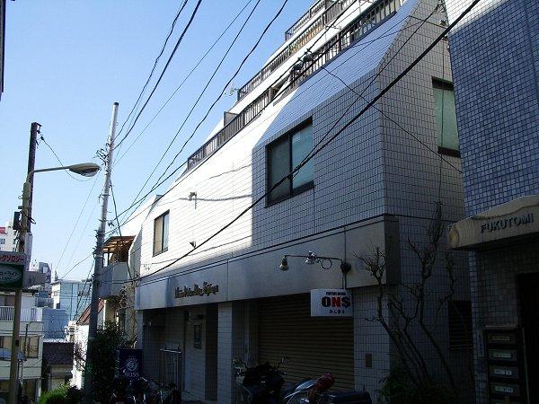 日興パレスビル渋谷外観写真