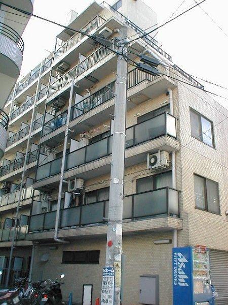 ライオンズマンション西新宿第8外観写真