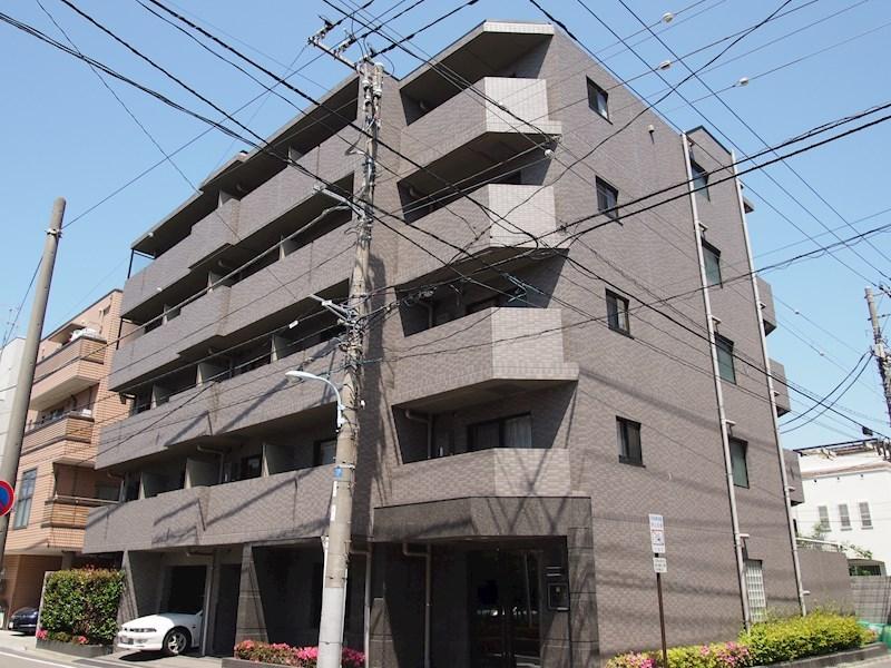 ルーブル中野富士見町弐番館外観写真
