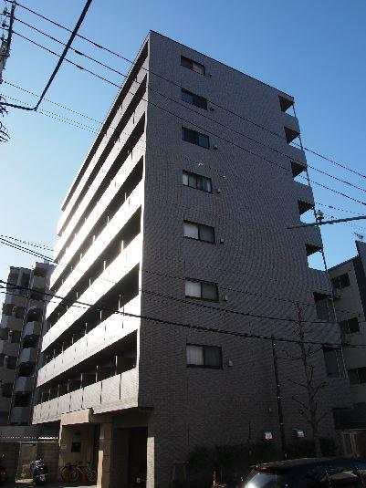 ルーブル学芸大学六番館外観写真