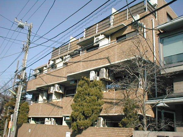 ペガサスマンション経堂&簔口ビル'83外観写真