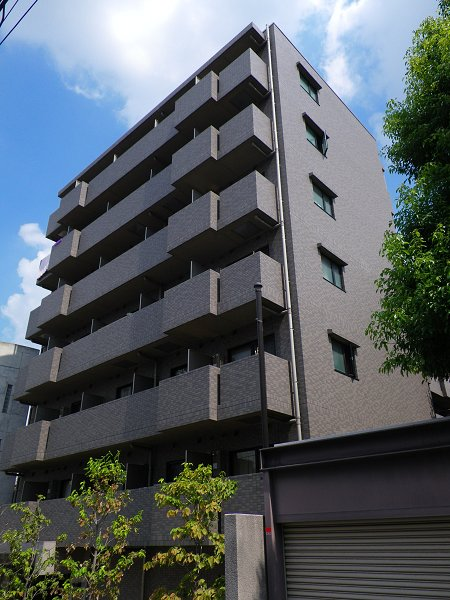 ルーブル神楽坂弐番館外観写真