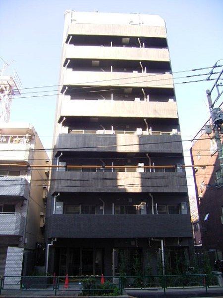 フェニックス武蔵関参番館外観写真