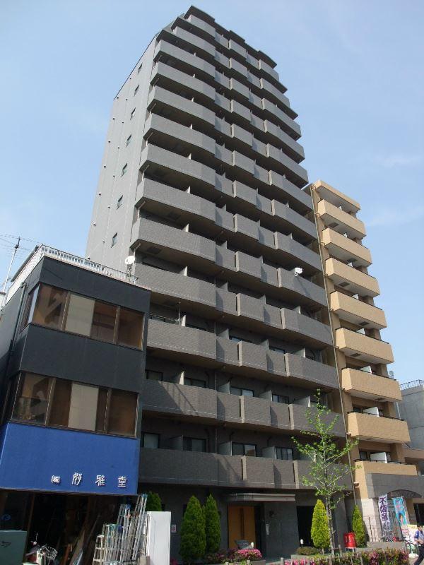 ルーブル大井町弐番館外観写真