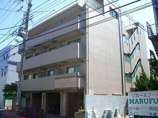 ルーブル駒沢大学外観写真