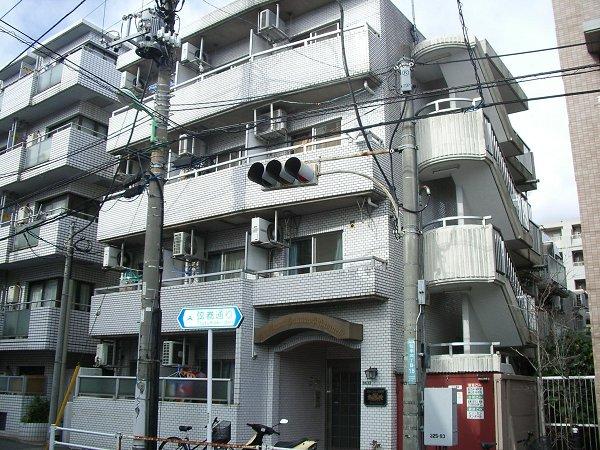 スカイコート桜新町外観写真