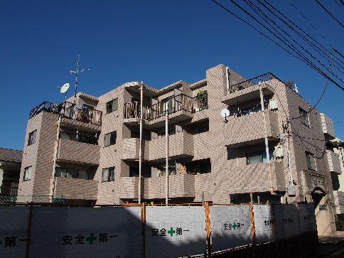 ルーブル西新宿外観写真