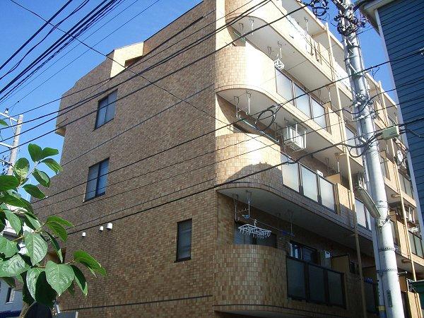 ライオンズマンション吉野町第10外観写真