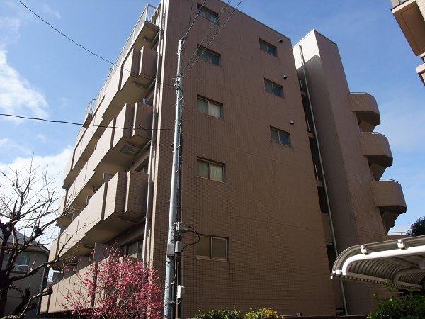 ルーブル駒沢大学II外観写真