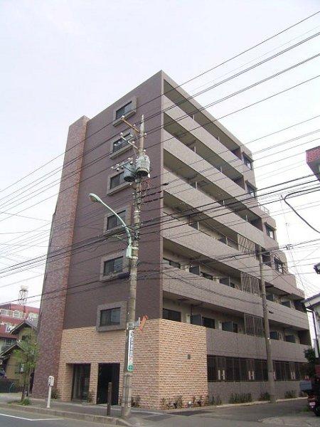 フェニックス国分寺弐番館外観写真