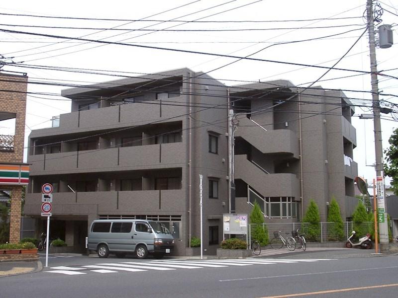ルーブル永福町弐番館外観写真