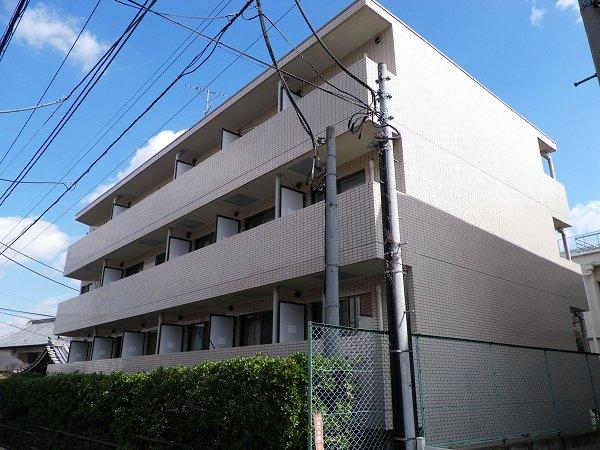 ルーブル高円寺外観写真