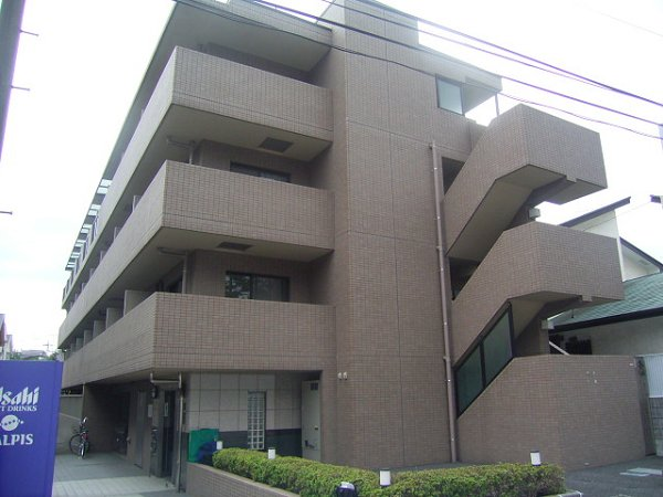 ルーブル東高円寺外観写真