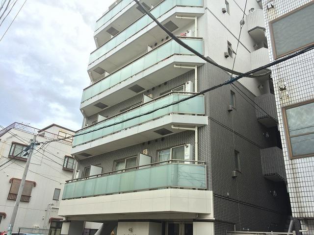 グランヴァン横濱ビアンコーヴォ外観写真