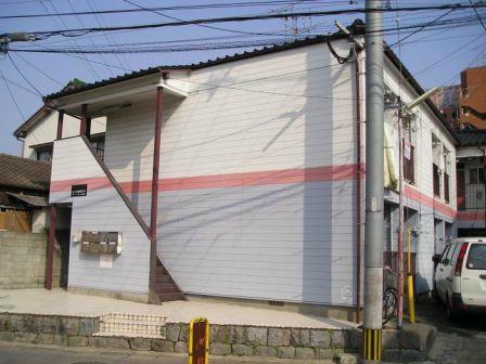 サンハイツ大橋No.4外観写真