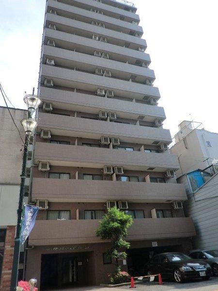 スカイコート蒲田駅前外観写真