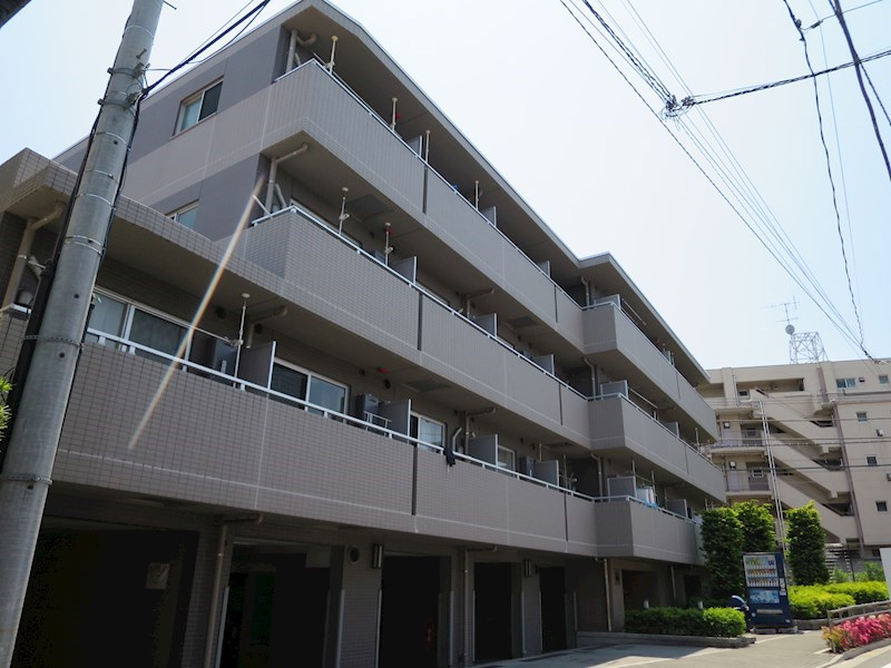 RISE AKATSUKA(ライズ赤塚)外観写真