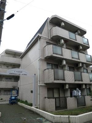 スカイコート横浜南太田外観写真