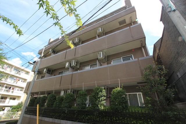 ラグジュアリーアパートメント目黒東山外観写真