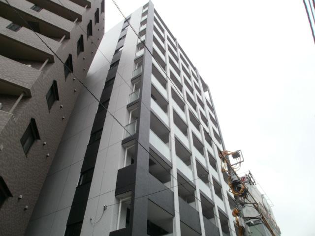 プレミアムキューブ三田外観写真