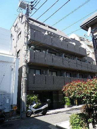 ルーブル渋谷松濤外観写真