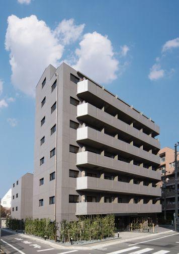 ルーブル蒲田七番館外観写真