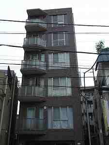レガリアヒルズ渋谷道玄坂外観写真
