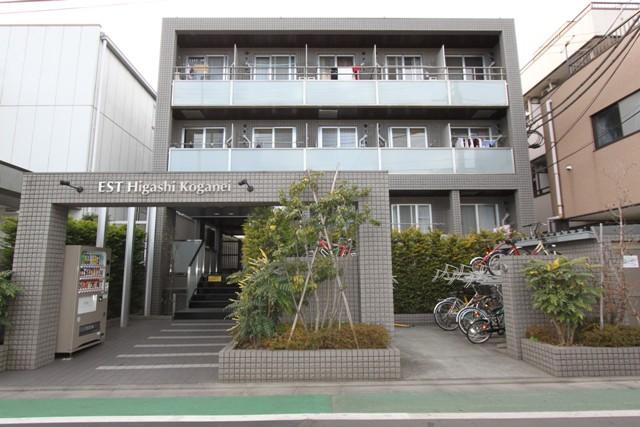 KWプレイス東小金井外観写真