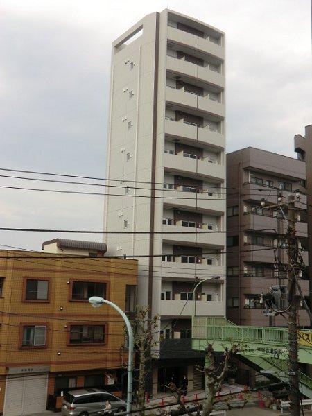 ハーモニーレジデンス東京シティゲート外観写真