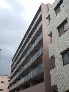 クリオ新杉田駅前外観写真