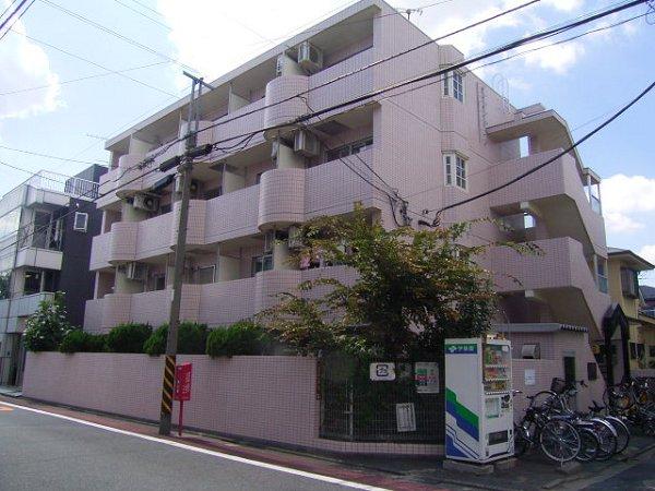 ペガサスマンション富士見ヶ丘外観写真